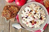 receta ensalada de manzana y nuez