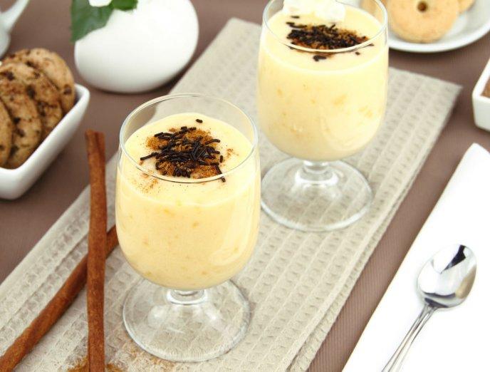 receta facil de natilla con leche condensada