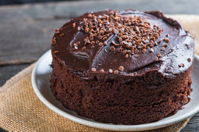 Receta Facil Para Hacer Ganache De Chocolate Cremoso