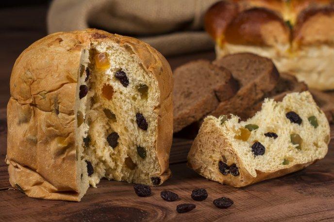 receta facilisima de pan dulce navideño delicioso