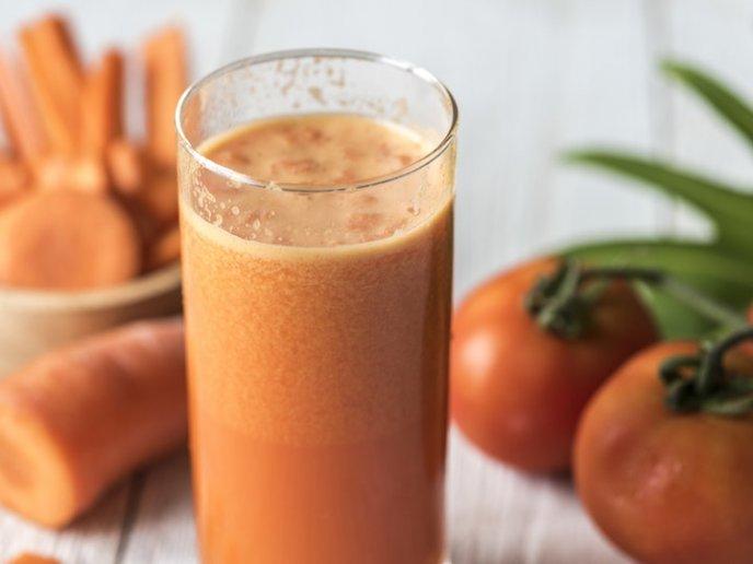 receta jugo de jengibre detox