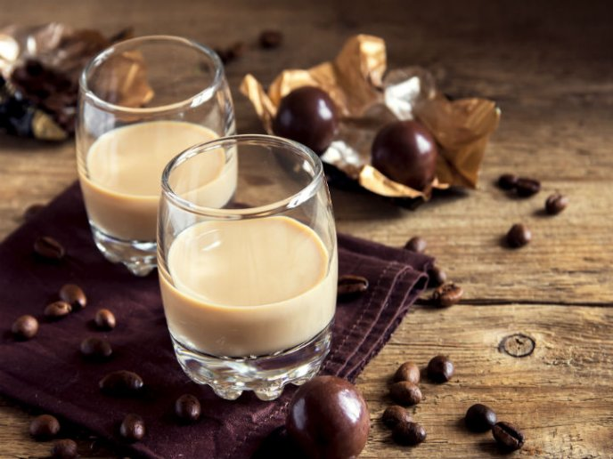 receta licor de chocolate con leche condensada y alcohol