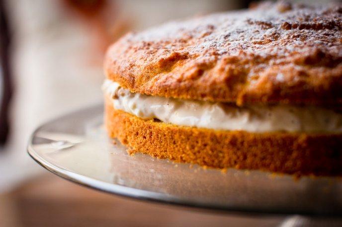 receta pastel de zanahoria con harina de hotcake