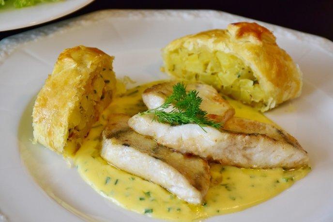 receta pescado empapelado saludable