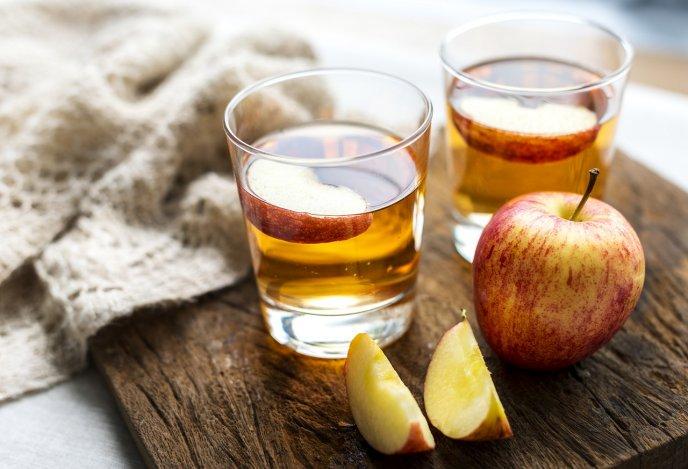 receta sidra manzana sin alcohol
