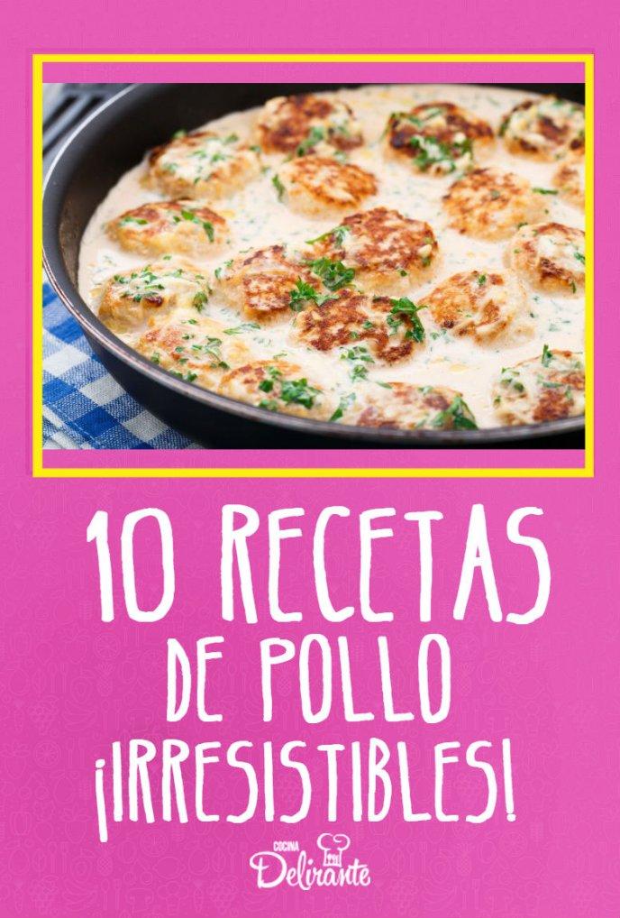 Recetas De Pollo Faciles Cocinadelirante