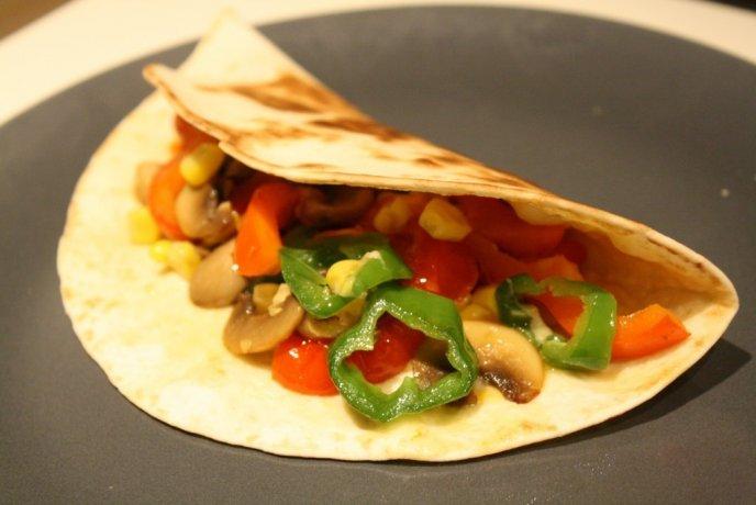 tacos perfectos para vegetarianos