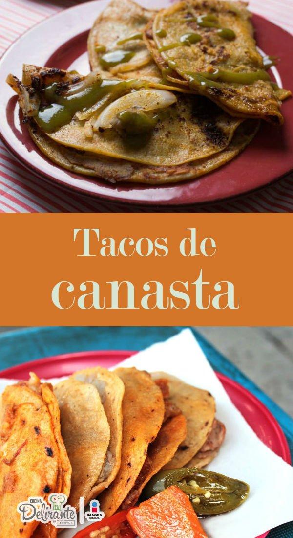 Receta Simple De Tacos De Canasta Para Vender